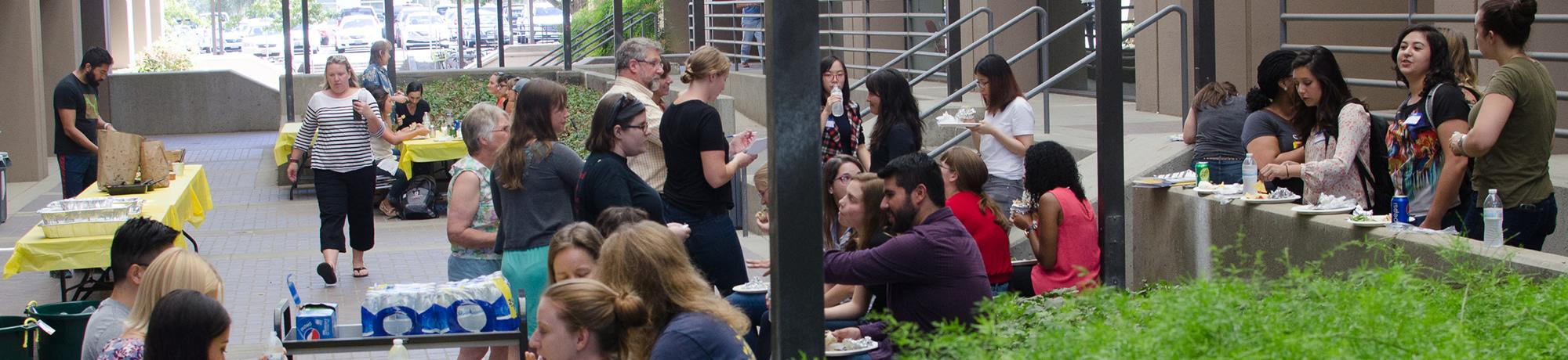 Grad Student Welcome Luncheon
